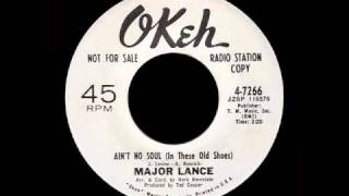 Major Lance - Ain