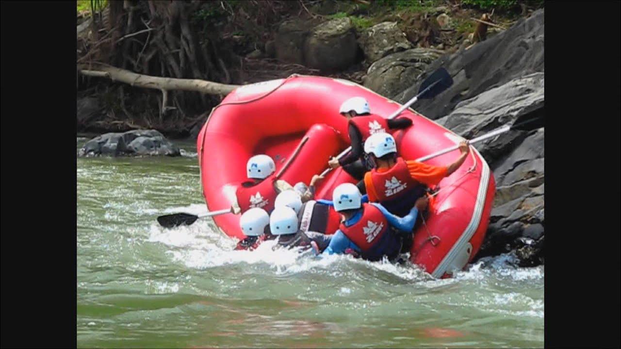 Cagayan De Oro CDO White Water Rafting