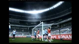 Pro Evolution Soccer 2011 ps3 Ball Glitch