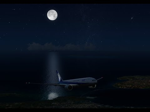 B787】QualityWings Test Flight #4 Challenge round trip【P3D