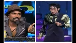 Prince LOCKING & POPPING Performance - Dance Ke Superstars
