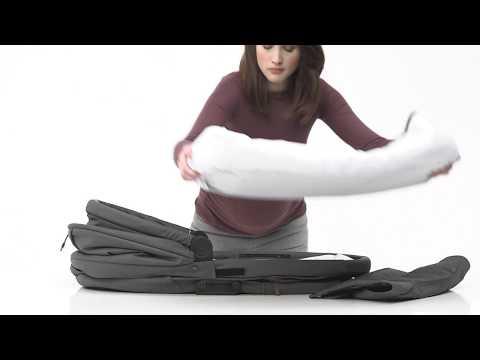 Mutsy Промо пакет Шаси Mutsy Nio Standard + Кош за новородено и Седалка и сенник Mutsy Nio North Grey #fLQt-ECOqNI