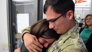 🔴 Soldiers Coming Home Surprise Compilation 82