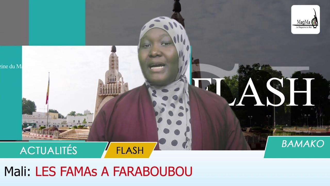 MAGMA INFO N#11 #FlashInfo: Kemi Séba, franc CFA, le gouvernement du Mali, les Famas à Farabougou
