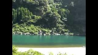 十津川村 熊野川