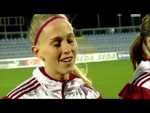 Slovakia vs Denmark - EURO 2017 Qualifiers (26th November 2015)