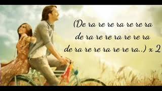 Dheere Dheere Se Mere Zandagi Mein Aake full lyrics Song| Yeh Rista hai pyar Ke|