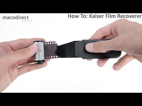 How To Use A Film Retriever