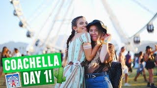 COACHELLA 2017 DAY 1 | Radiohead, Empire of the Sun & Photoshoots!