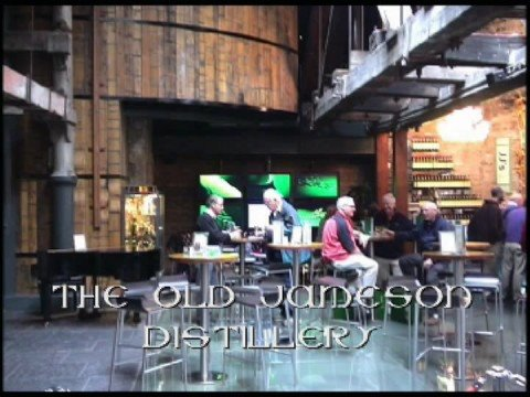 The old Jameson distillery (Dublin)