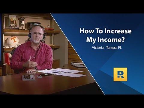 How To Increase My Income?