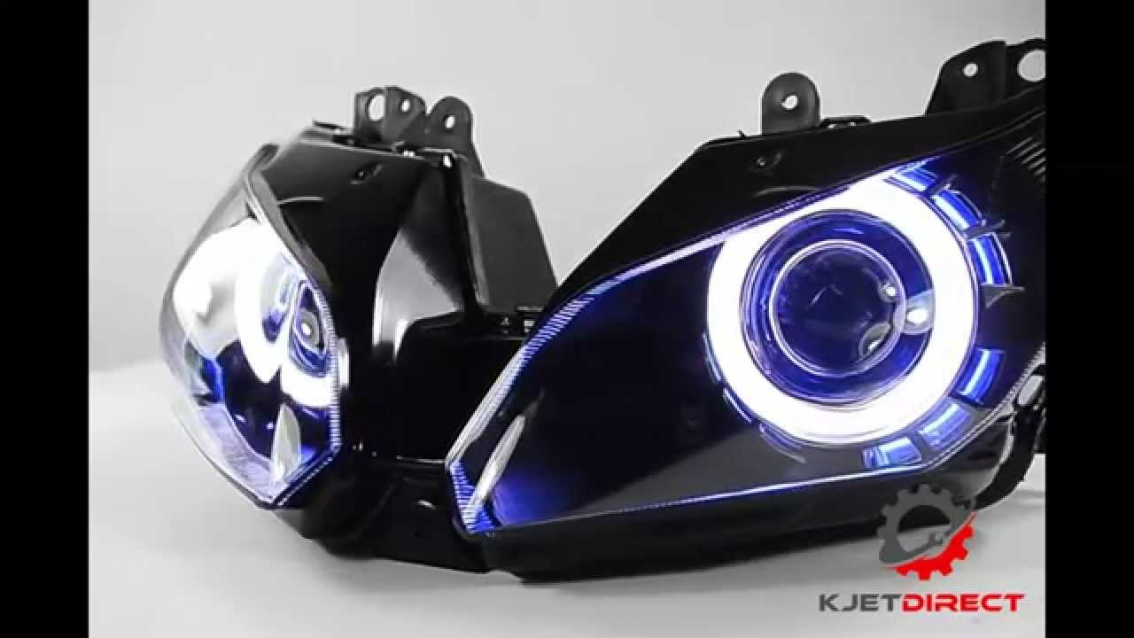 Kawasaki Ninja R Headlight Replacement