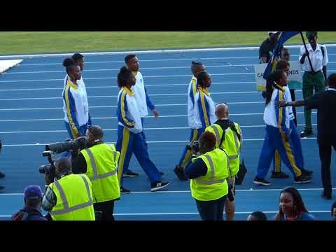 Carifta Games 2018 Bahamas, Open Ceremony