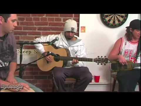 "REBELUTION ""Feeling Allright"" - acoustic @ the MoBoogie Loft"
