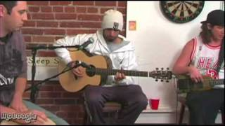 "REBELUTION ""Feeling Allright"" - acoustic @ the MoBoogie Loft"