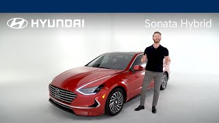 Walkaround (One Take) | 2020 Sonata Hybrid | Hyundai
