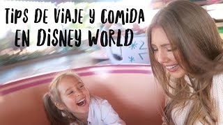 TIPS DE VIAJE | DISNEY WORLD | VLOG