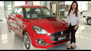 2019 All New SUZUKI SWIFT Automatic Philippines |Exterior and Interior|  Full Review 2019 Video