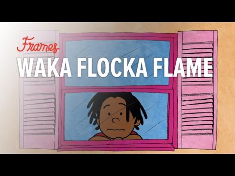 "Waka Flocka Flame - ""You're On Punishment"" - FRAMES"