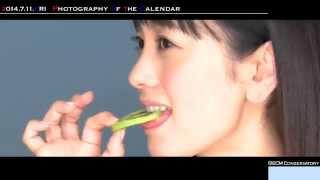 ホリプロ所属の元・日テレ女子アナ 脊山麻理子の2015年カレンダーが発売...
