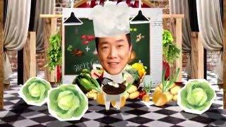 料理美食王20160511煎枕包(李梅仙)