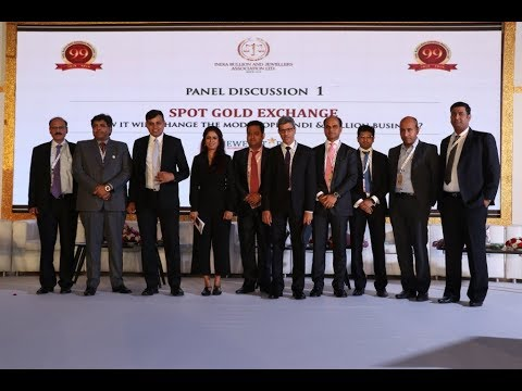 Panel Discussion 1 - Spot Gold Exchange
