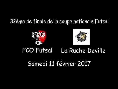 Résumé 32ème FCO La Ruche Deville