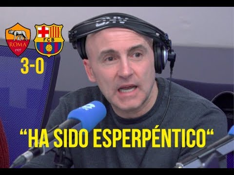 Roma 3-0 Barcelona   Análisis de Maldini del batacazo culé en Champions