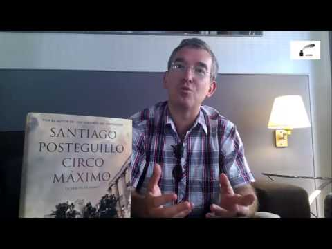 "entrevistamos-a-santiago-posterguillo-por-""circo-máximo"".-nos-cuenta-sus-secretos-creativos"