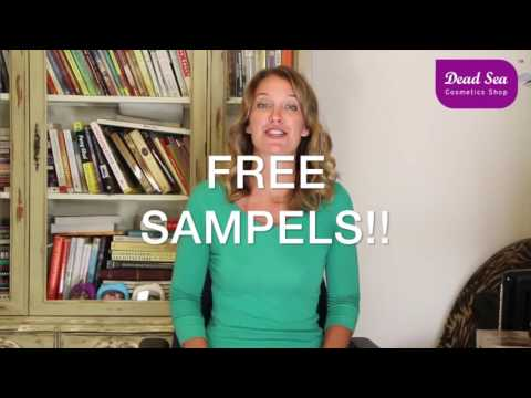 Health & Beauty - Free sampels clip