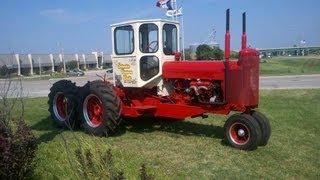 1957 Custom Built Tractor & Forage Chopper in Iowa