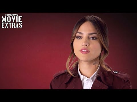 Baby Driver | On-set visit with Eiza Gonzalez 'Darling'