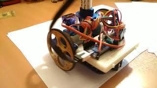 Уроки робототехники. Курс 1 занятие 8 задание 5.
