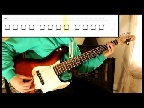 Every breath you take - The Police [Bass Cover WITH TABS] (Playalong)