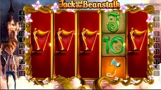 Jack and the Beanstalk online slot - Mega Big Win!(Великий и ужасный нулевой фриспин (a great and terrible beauty zero frispin)! В пределах 20-ти спинов после входа слот., 2016-03-21T12:20:13.000Z)