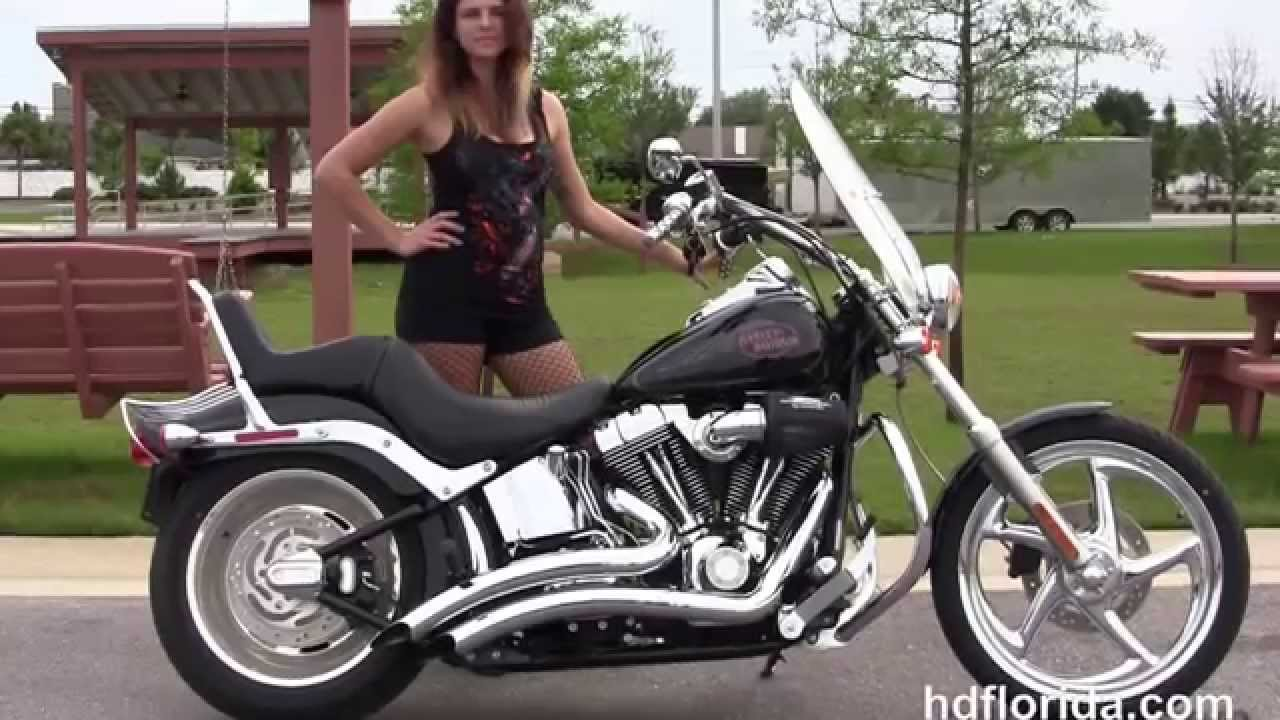 Used 2009 Harley Davidson Softail Custom Motorcycles For Sale