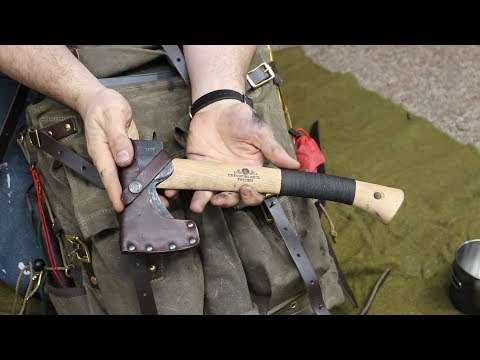 The Bushcrafter's Bug Out Bag