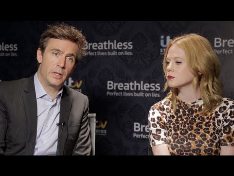 : Jack Davenport and Zoe Boyle, for Breathless