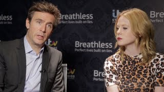Interview: Jack Davenport and Zoe Boyle, for Breathless