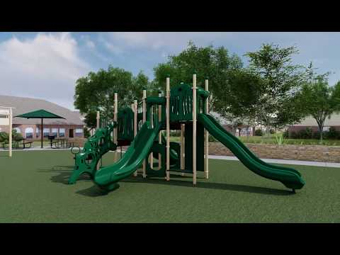 BigTime Playground Structure | APCPLAY