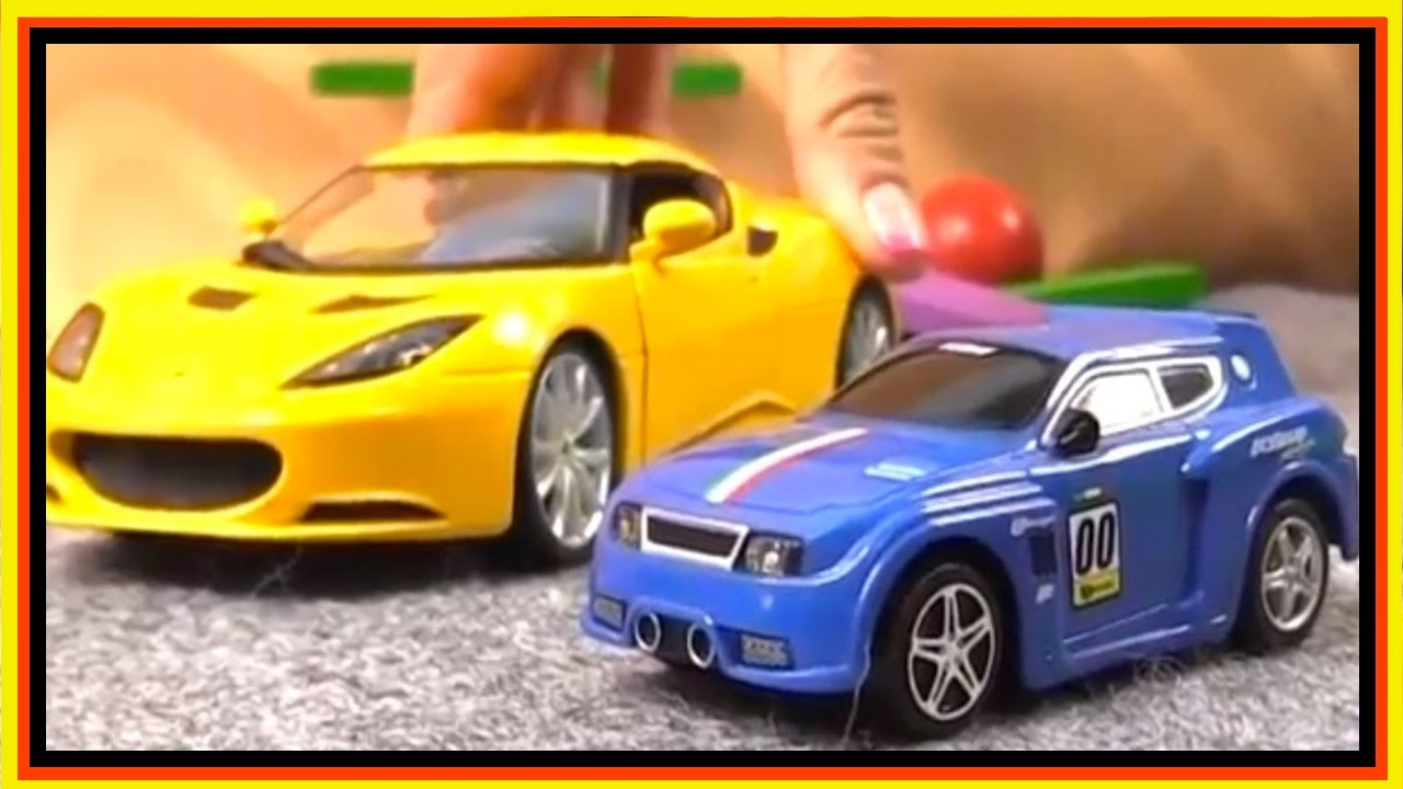 cars for kids bburago golf toy cars bussy speedy model cars construction videos for children