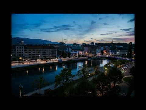 Time In Geneva - Timelapse