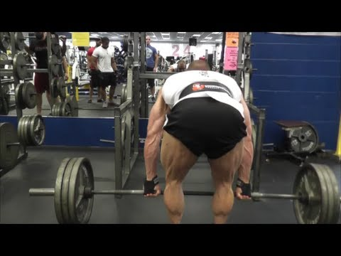 Legs at Pure Focus Gym in Brick with the NJ Machine Militia! | Tiger Fitness