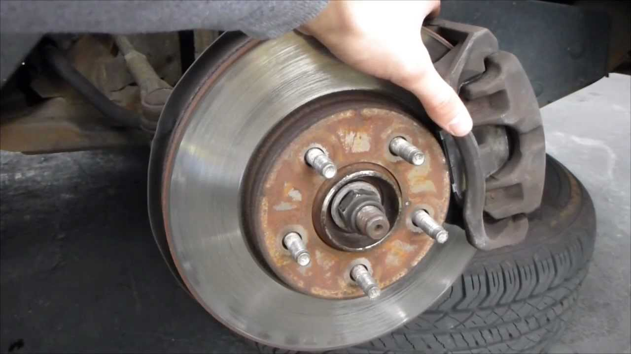 How To Change A Wheel Bearing Long And Detailed Version Youtube