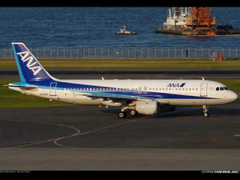 Tribute to ANA All Nippon Airways