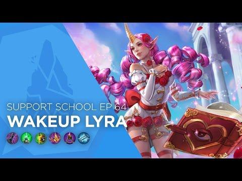 Vainglory - Support School EP 64: Wakeup Lyra (Update 2.1)