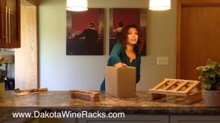 Dakota™ Wine Rack Assembly
