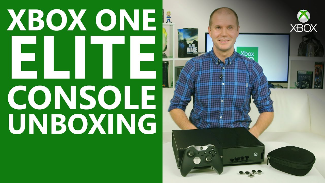 xbox one controller unboxing - photo #34