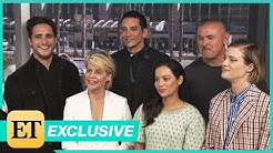 Comic-Con 2019: Terminator: Dark Fate Cast (Full Interview)