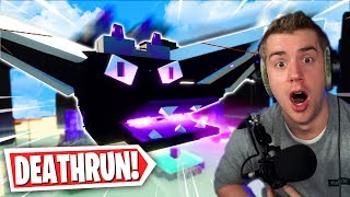 The ENDER DRAGON Default Deathrun From Minecraft into Fortnite...? (Fortnite Creative Mode)